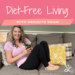 Diet-Free Living with Meridith Oram Podcast Cover