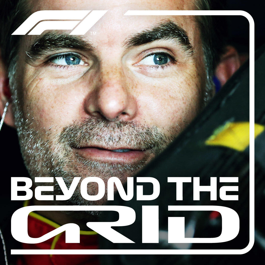 134: NASCAR icon Jeff Gordon on his famous F1 test and love of Grand Prix racing