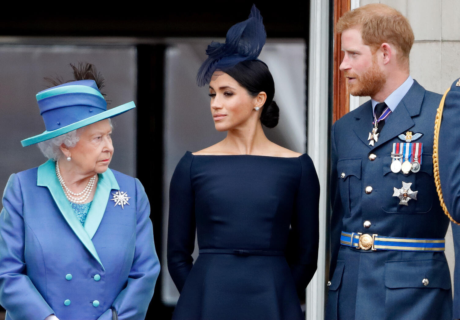 204: 06/10/21 - Meghan Markle & Prince Harry Deny Claims That They Used Queen Elizabeth's Nickname Lilibet Without Her Approval