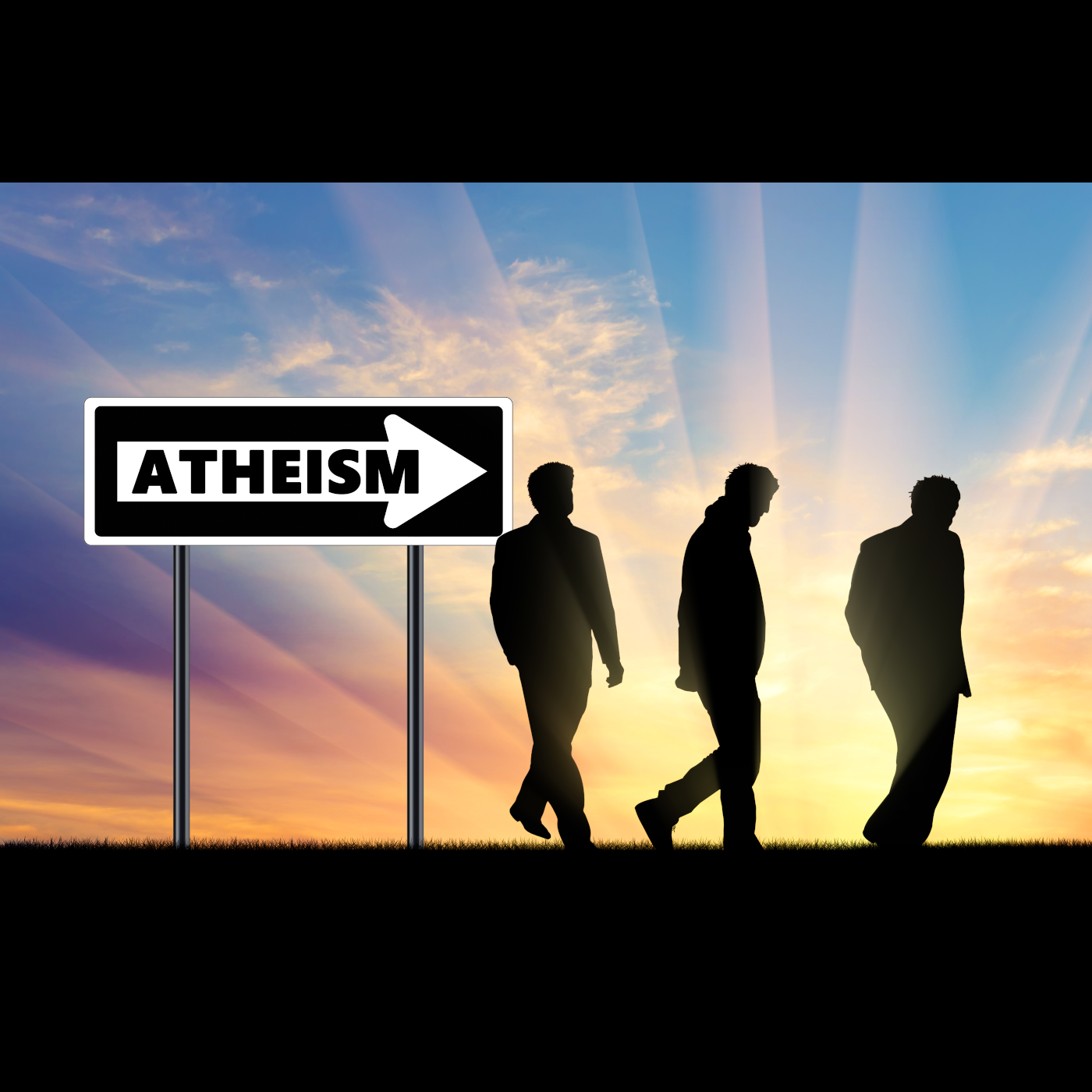 """Ep. 378 - Have the """"New Atheists"""" Drifted to the Right?"""