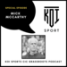 Mick McCarthy - Podcast Cover Image