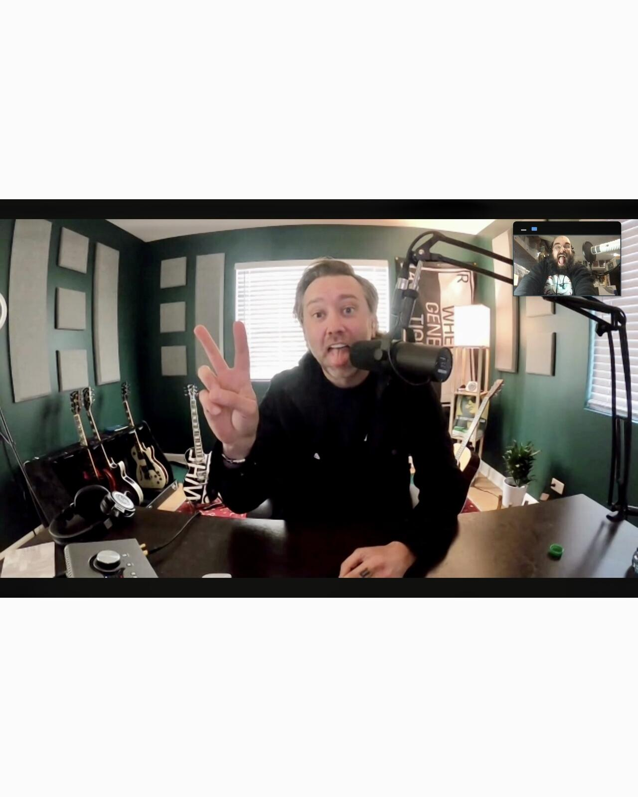 Episode 341 - Tim Mcllrath (Rise Against, Baxter, The Killing Tree)