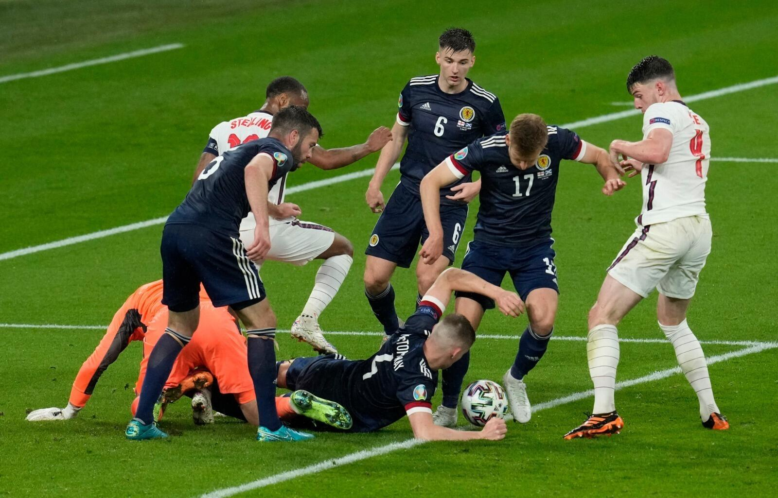 8: Wembley stalemate & Germany prepare for Portugal