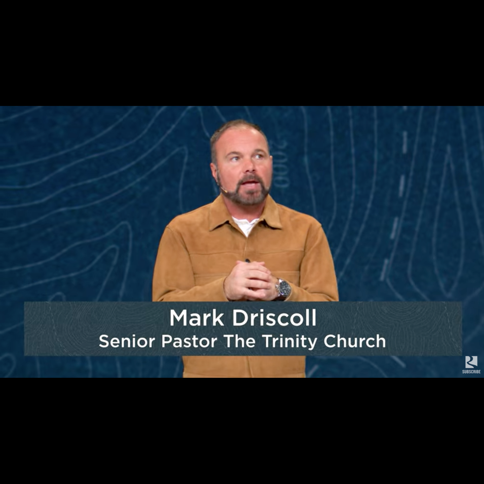 """BONUS - Interview with Mike Cosper, Host of """"The Rise and Fall of Mars Hill"""""""