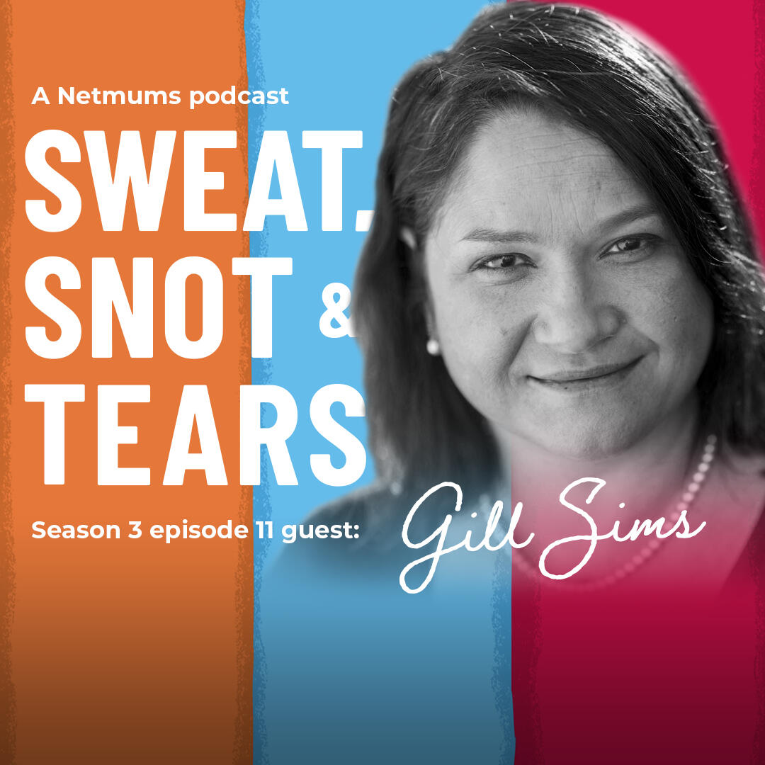 40: Gill Sims on drinking, swearing and being the real you