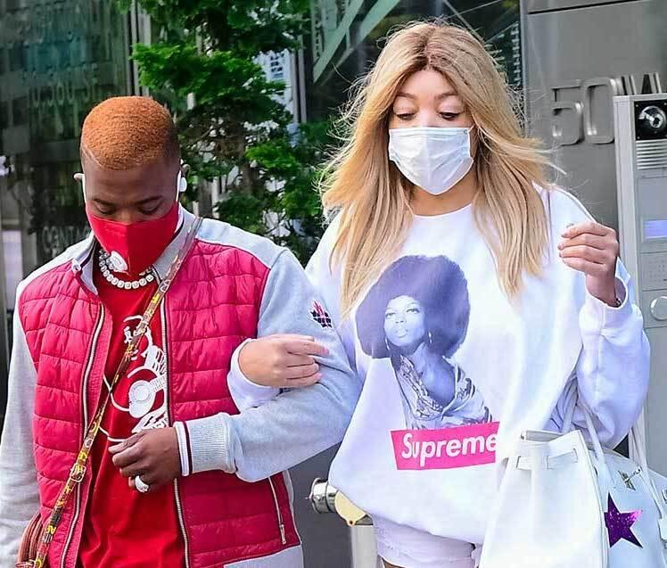 217: 06/29/21 - Wait A Minute! Wendy Williams Sets Record Straight On Her Brunch Date With Ray J: 'He Is My Little Brother'