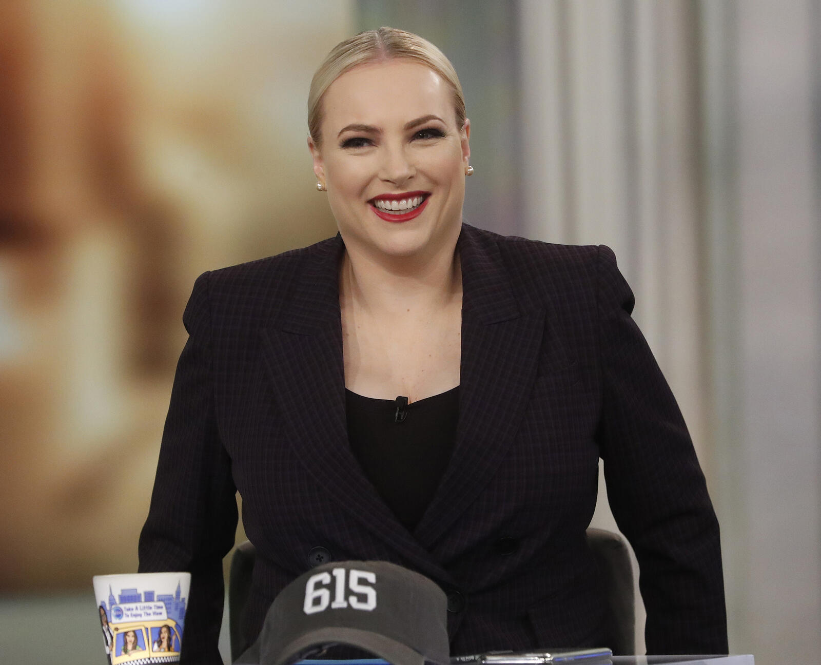 219: 07/01/21 - Meghan Mccain Is Leaving 'The View'—Draws Comparisons On How Women & Men Are Portrayed By Media