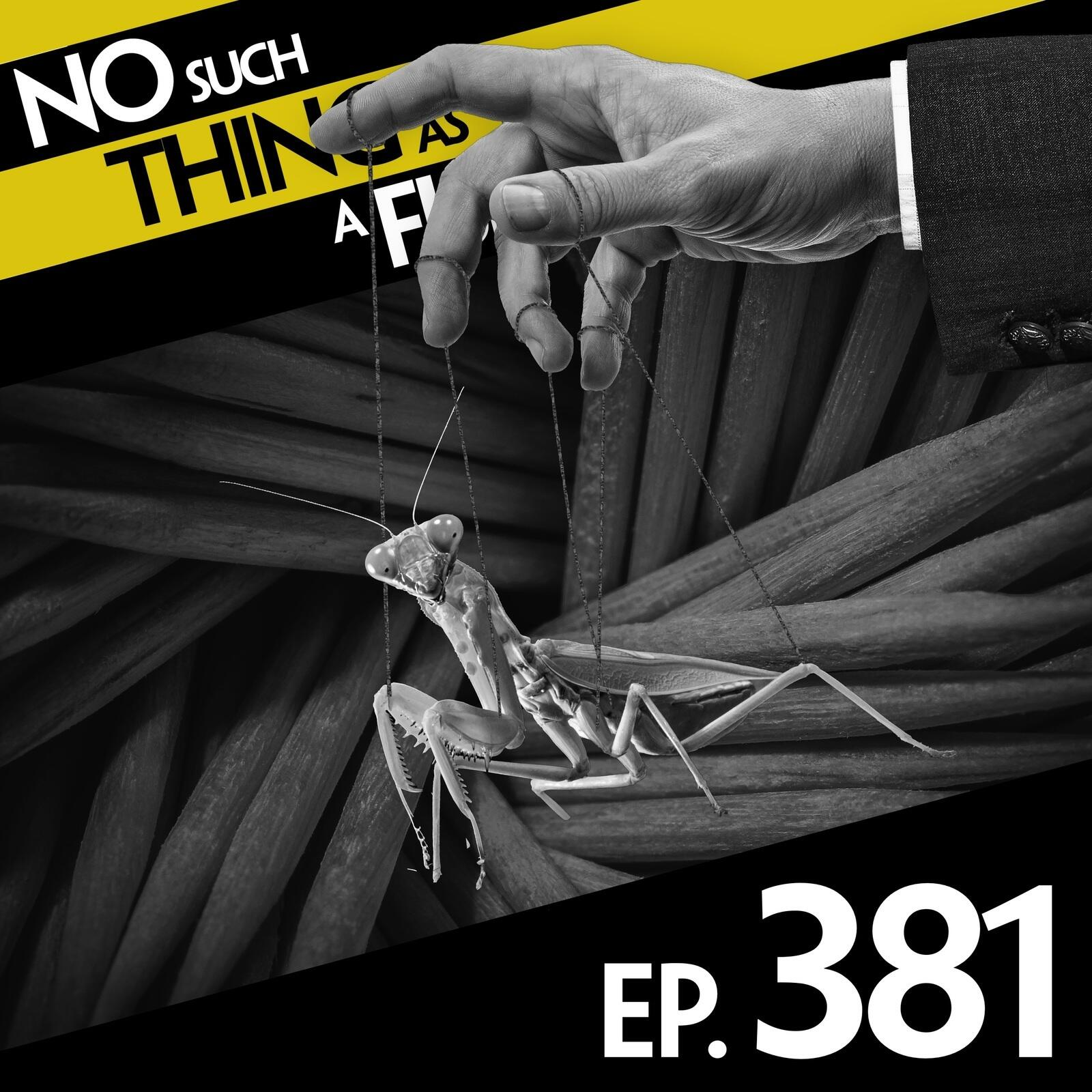 381: No Such Thing As A Safe Toothpick