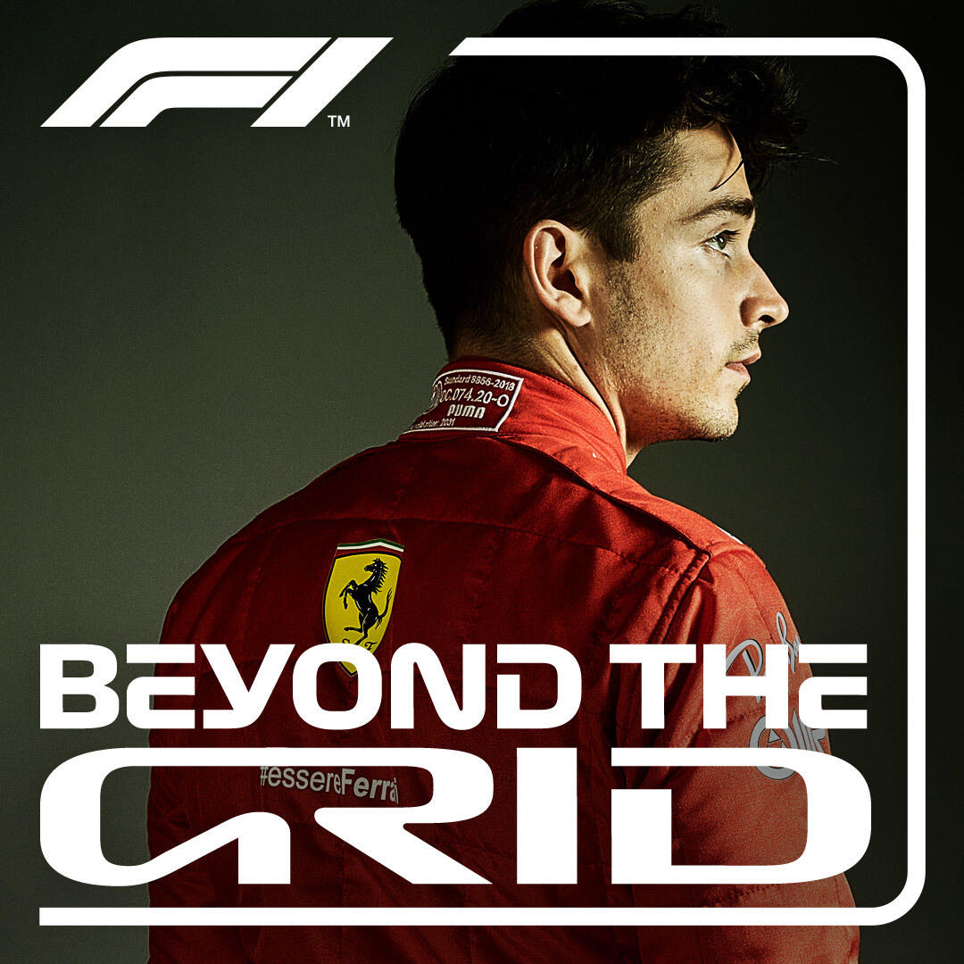 Charles Leclerc on growing as a driver, committing to Ferrari and more