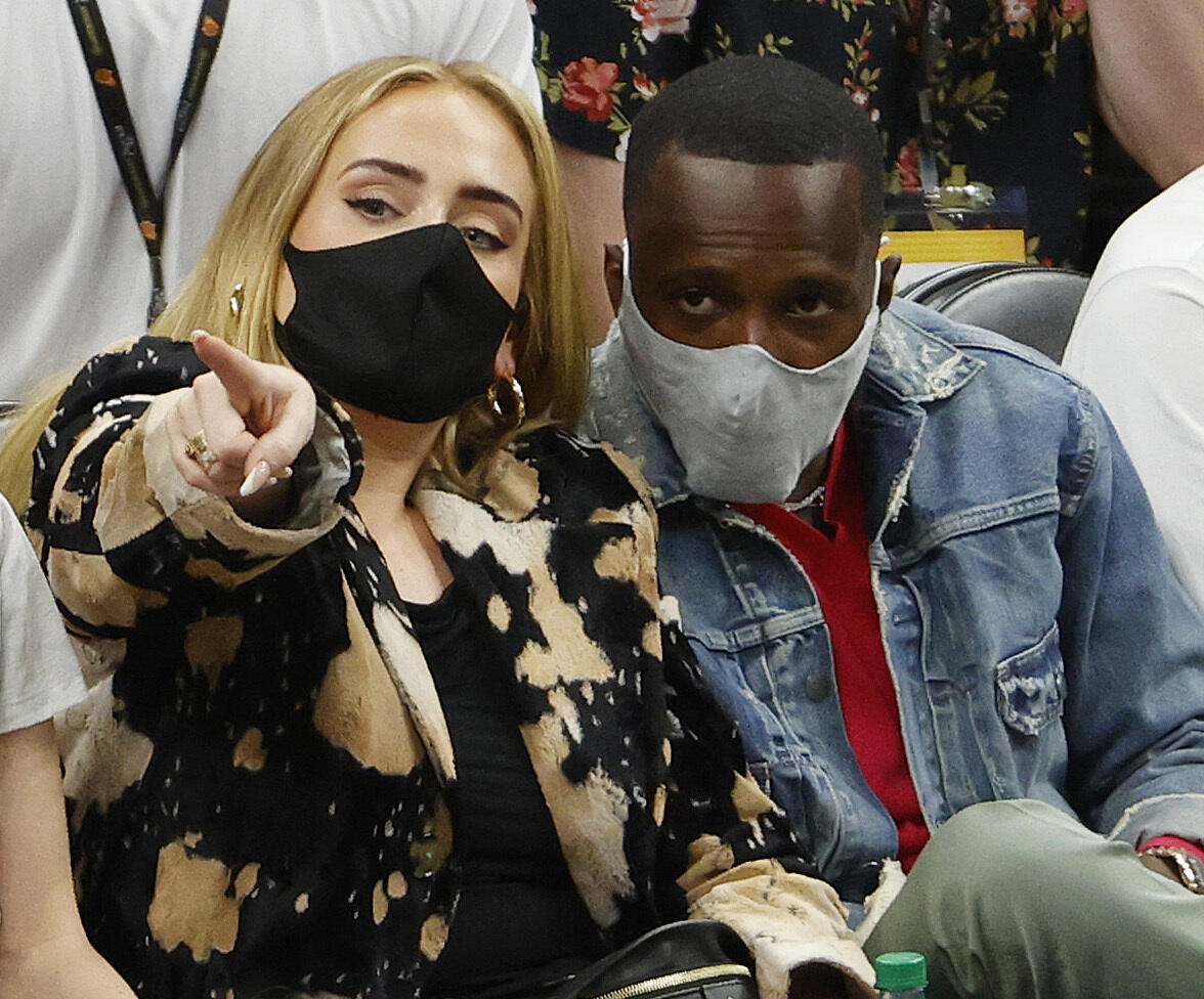 231: 07/19/21 - Smash Alert! 'Rumour Has It' that Adele might be 'Rolling in the Deep' with LeBron James' Agent, Rich Paul