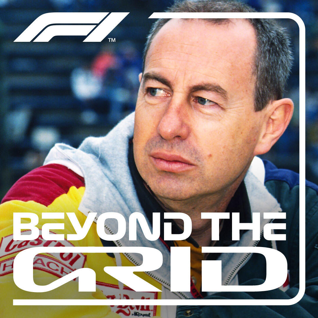 Peter Collins on working under Colin Chapman, living with Hakkinen and running Benetton