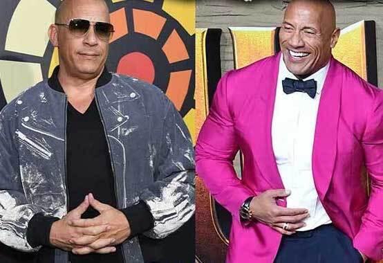 """235: 07/23/21 - Vin Diesel Saying He Gave His """"Fast & Furious"""" Castmates """"Tough Love"""" Made """"The Rock"""" Laugh: """"I Laughed Hard"""""""