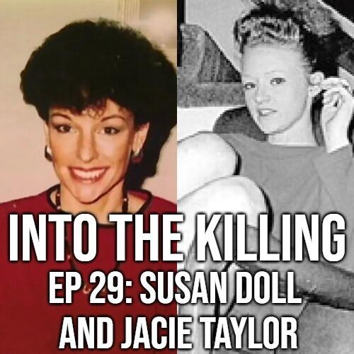 Susan Doll and Jacie Taylor