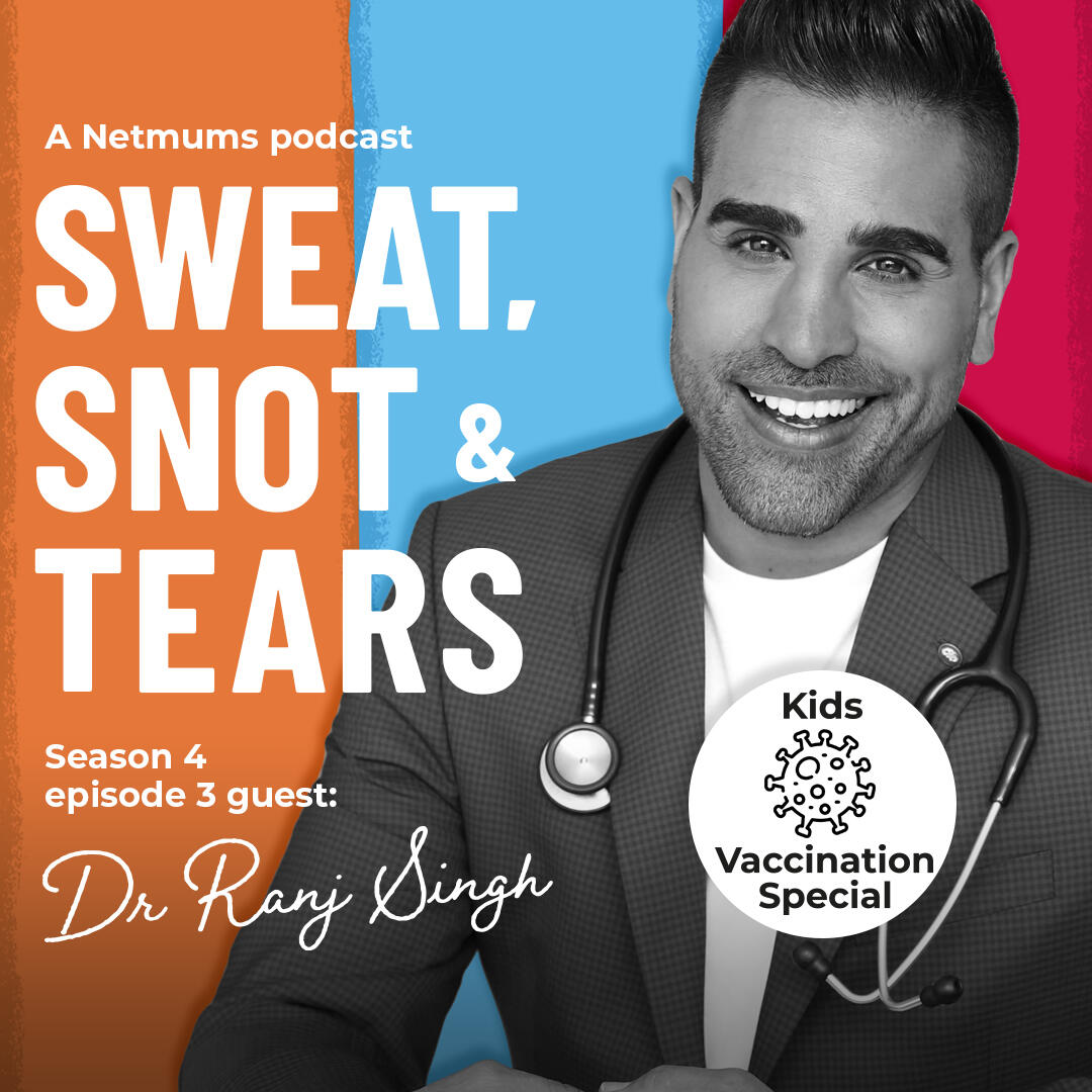 43: Dr Ranj: Kids' Covid vaccines special