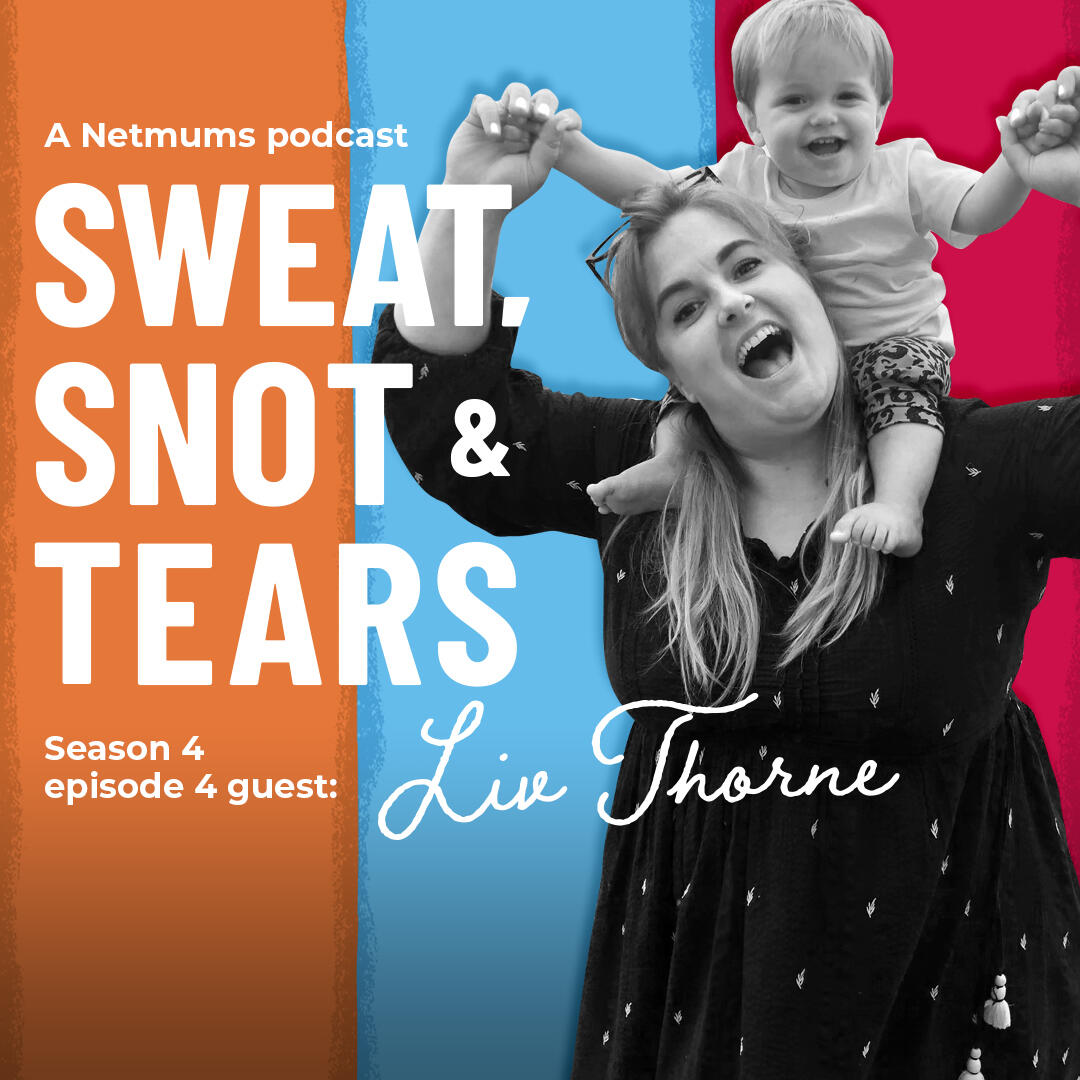 44: Liv Thorne on doing the parenting thing solo