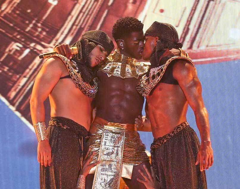 243: 08/04/21 - Lil Nas X Was Nervous About Performing His Risqué 'BET Awards' Set In Front Of 'Overly Masculine Rappers'