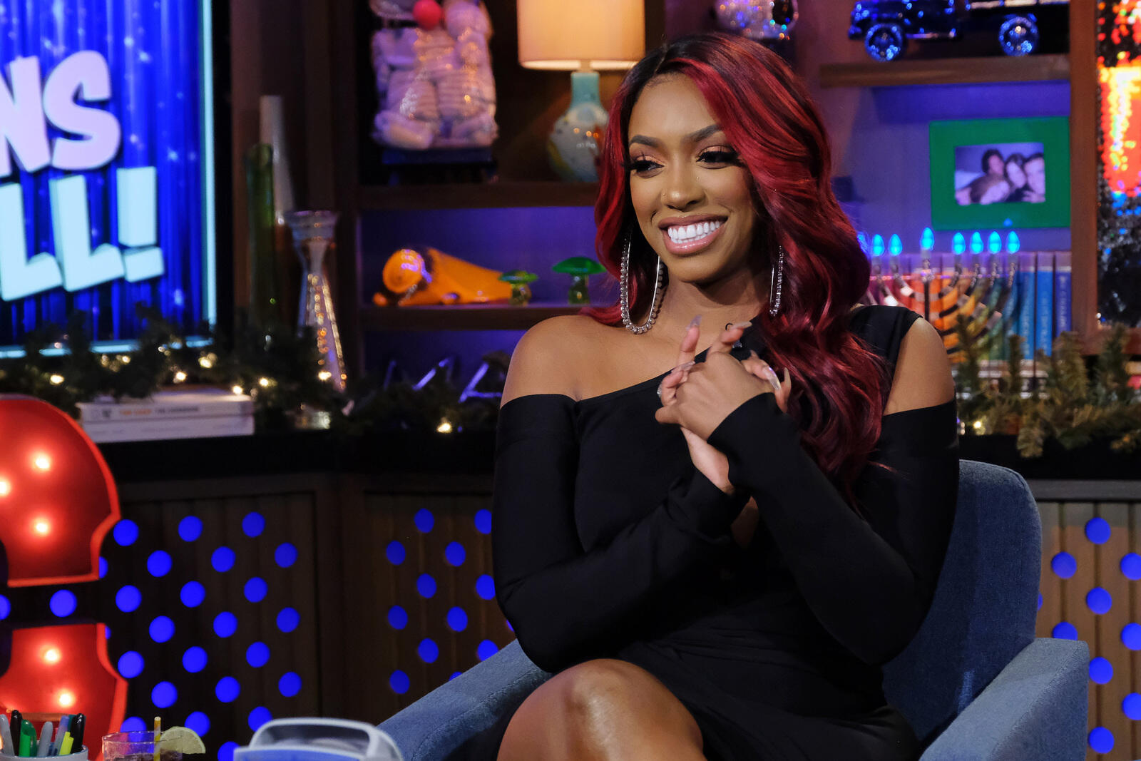 260: 08/27/21 - We're Giving Porsha Williams a Fabulous Farewell on her Last Day at Dish Nation!