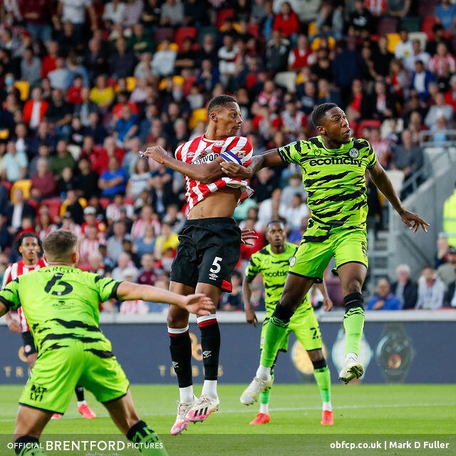 776: Brentford 3 Forest Green Rovers 1 - Post-Match Podcast from the Terrace