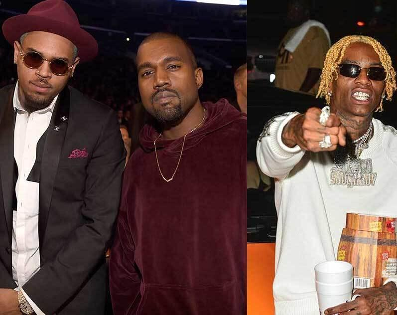 281: 08/30/21 - Chris Brown & Soulja Boy Beef With Kanye West Amid 'Donda' Drop: 'Don't Hit My Phone No More!'