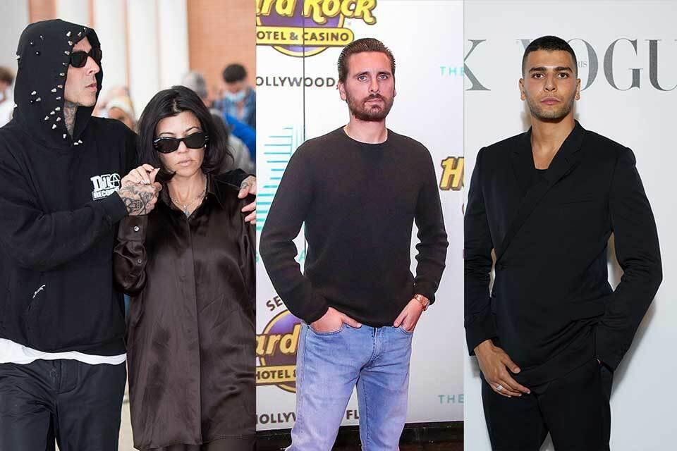 282: 08/31/21 - It Goes Down In The Dms! Kourtney Kardashian's Ex Says Scott Disick Sent Him Messy DMs About Her PDA With Travis Barker