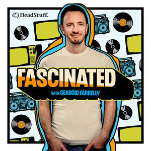 Fascinated with Gearoid Farrelly