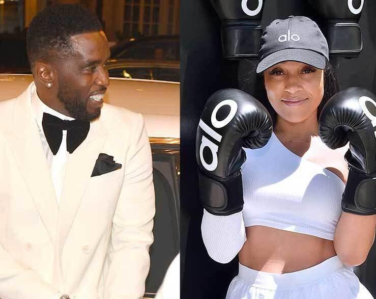 3: 09/08/21 - Diddy Spotted On 'Baecation' With Bow Wow & Future's Baby Mama, Joie Chavis
