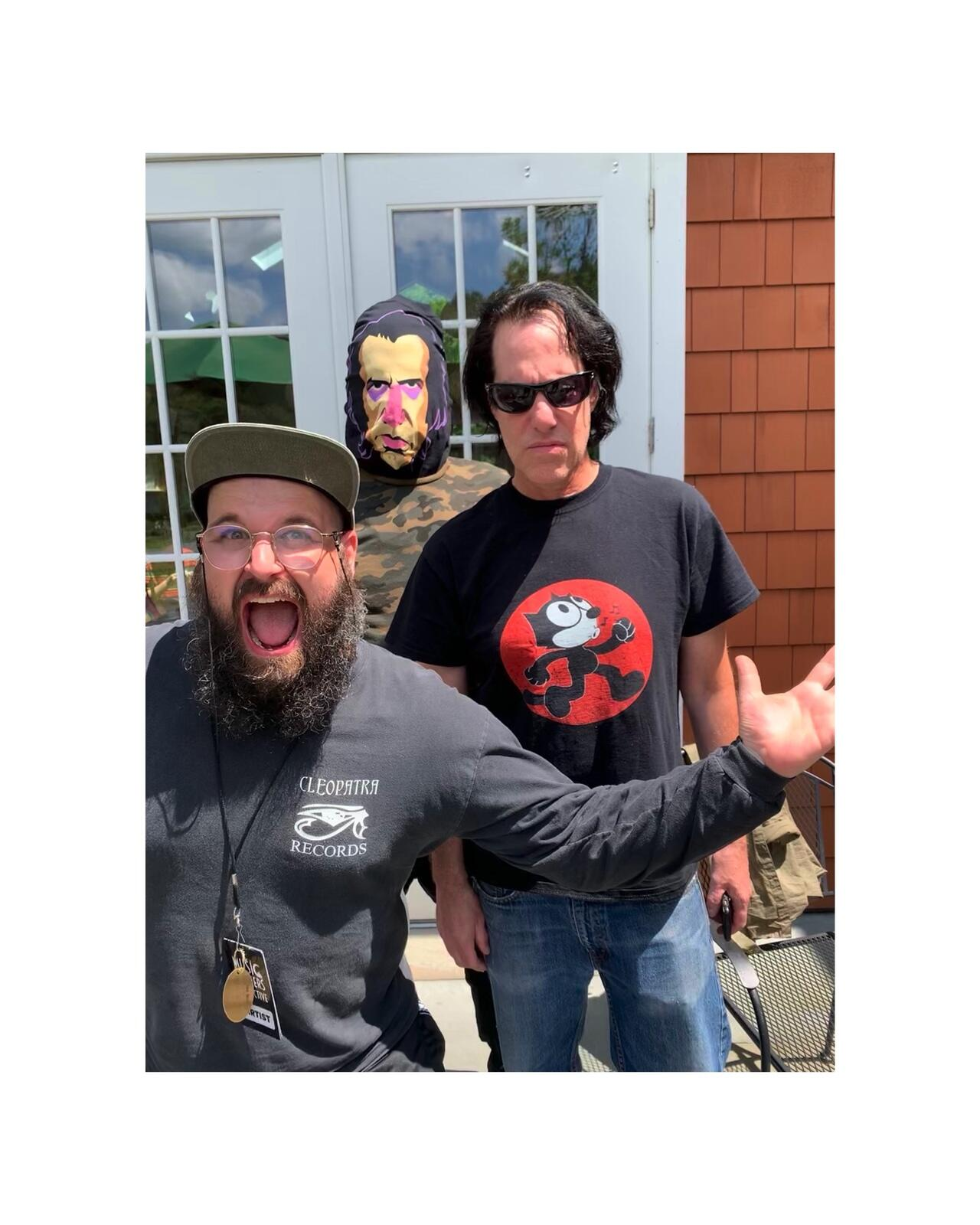Episode 363 - John Brannon (Negative Approach, Static, Laughing Hyenas, Easy Action)