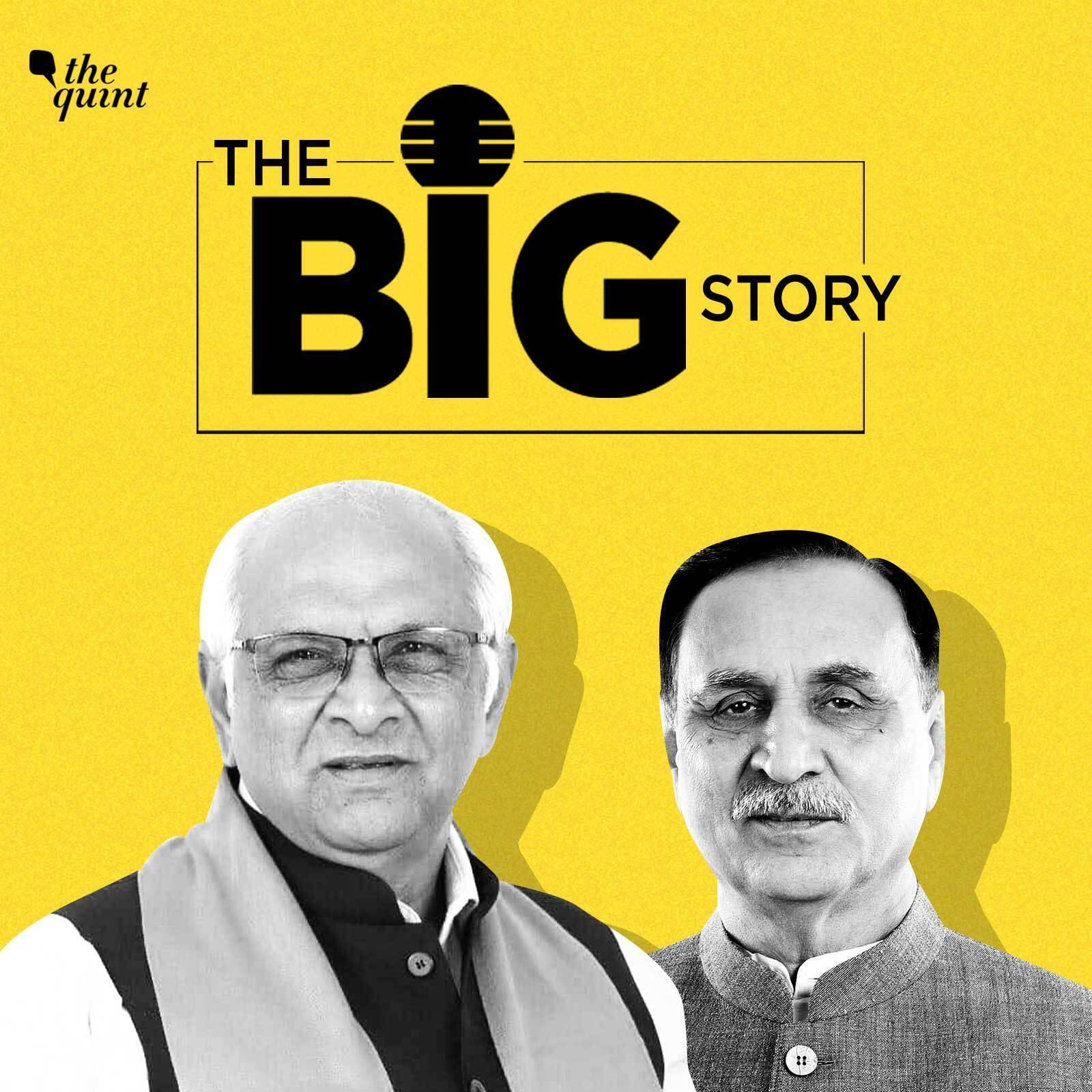 782: Why Was Bhupendra Patel Picked Over Other Contenders As New Gujarat CM?
