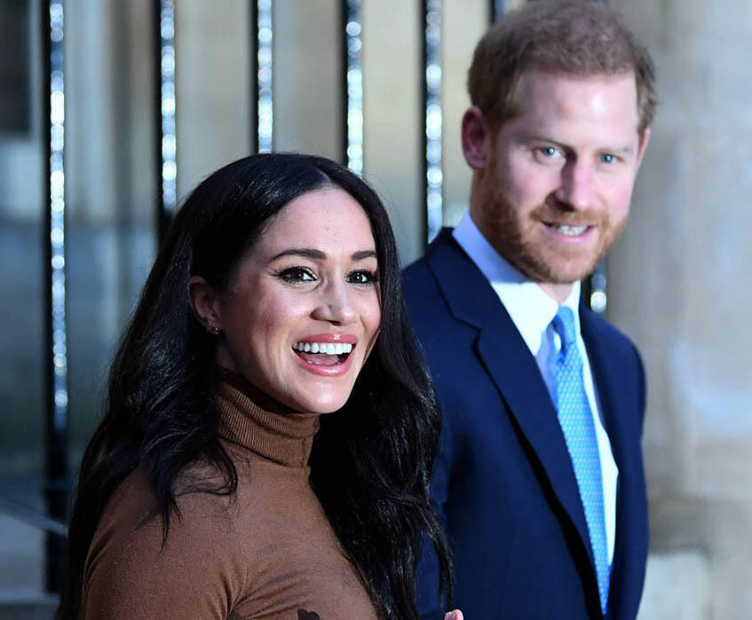 9: 09/16/21 - Meghan Markle and Prince Harry Get Backlash for 'Airbrushed' Time 100 Cover