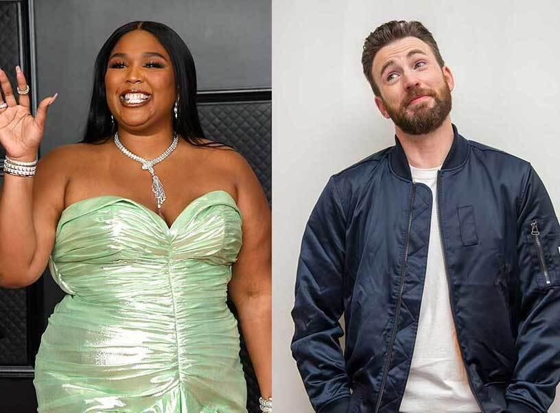 10: 09/17/21 - Lizzo Wants to Star in 'The Bodyguard' Reboot With Her Celebrity Crush, Chris Evans