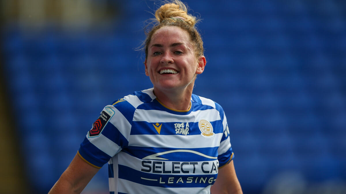 14: BFC 9: Tough start for Reading Women, Cribbs cause way to much hassle