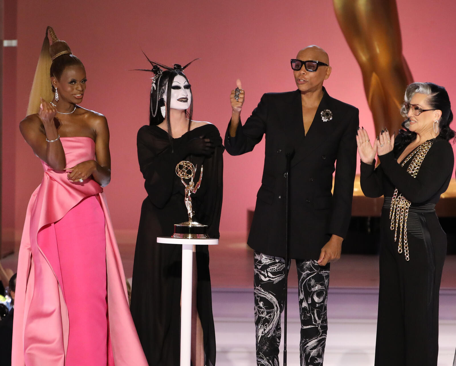 11: 09/20/21 - And The Category Is…Most Wins! RuPaul Sets New Record For Most Emmy Wins By A Black Artist