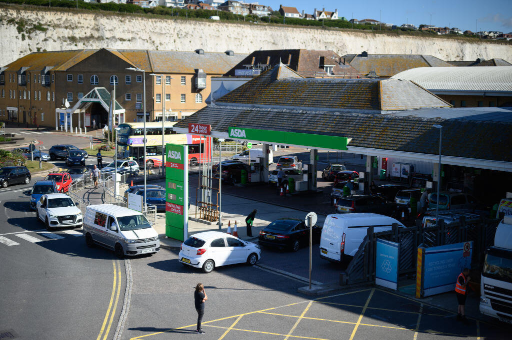 What's causing the petrol shortage?