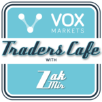 The Traders Cafe podcast with Zak Mir