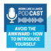 Podcast Post Template 4