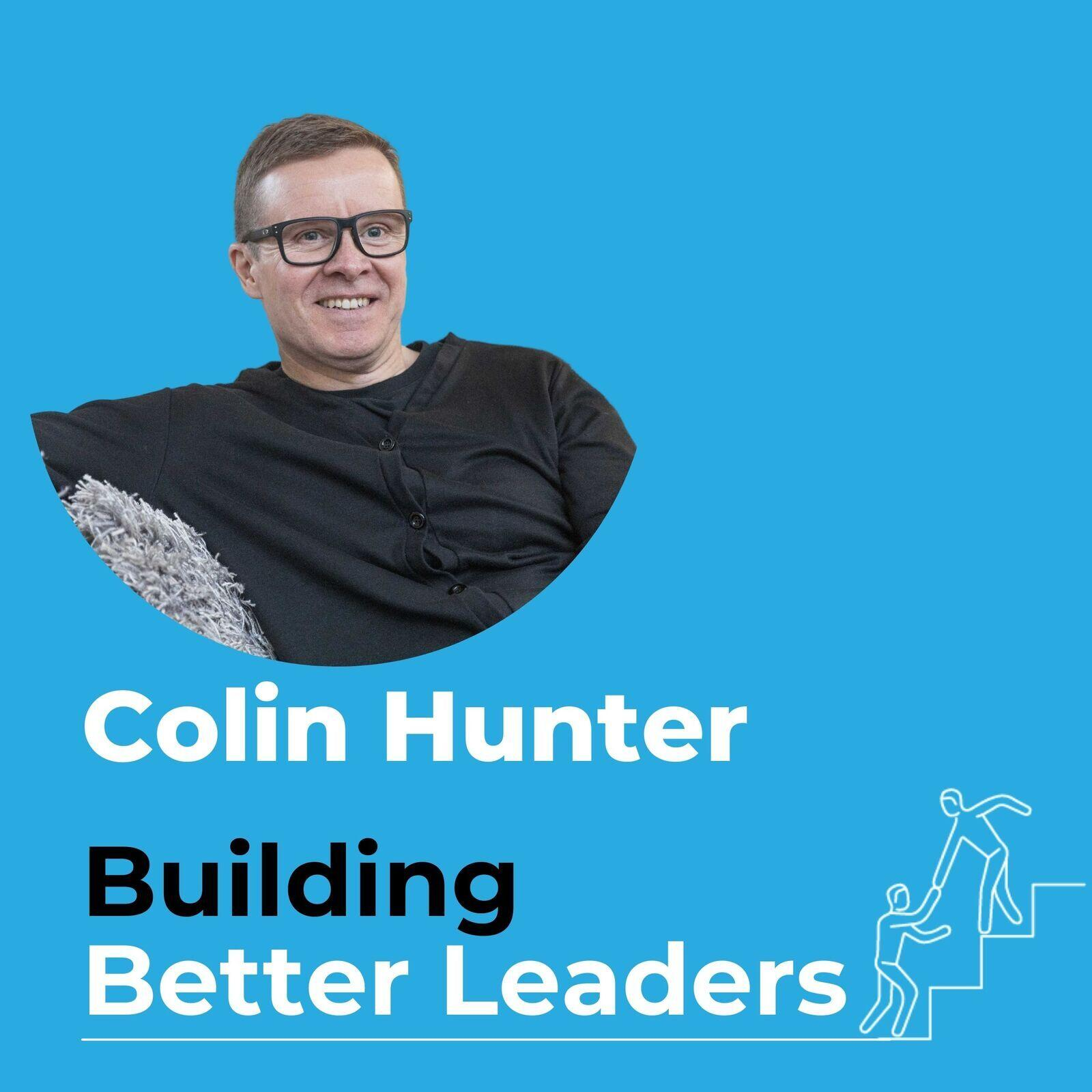 49: #49 Be More Wrong! with Colin Hunter