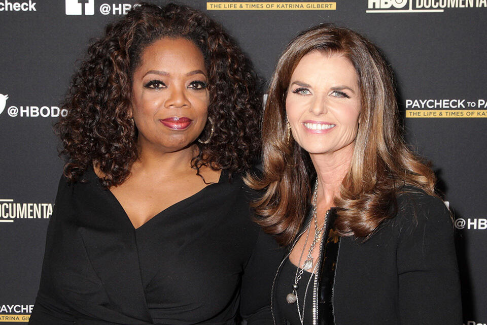 22: 10/05/21 - 'No New Friends!' Oprah Winfrey Reveals She Only Has Three Close Friends: 'I Never Really Expanded That Circle'