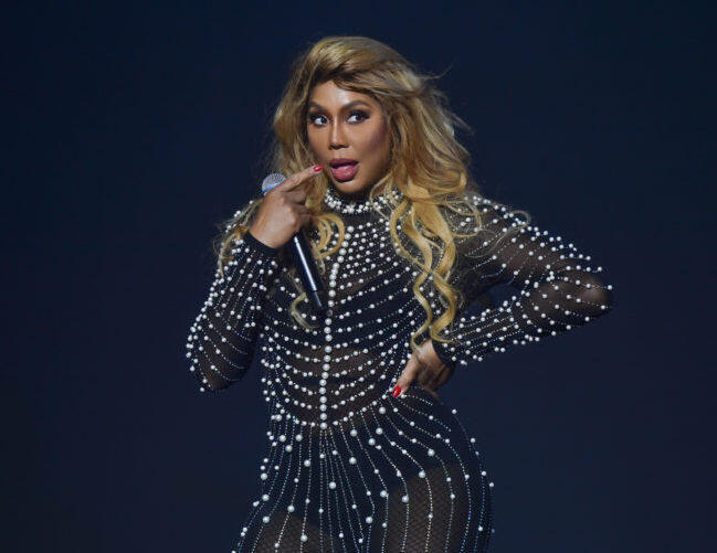 27: 10/12/21 - Tamar Braxton Said She Isn't 'Going Half' On Anything With A Man: 'It's A Total Turnoff For Me'
