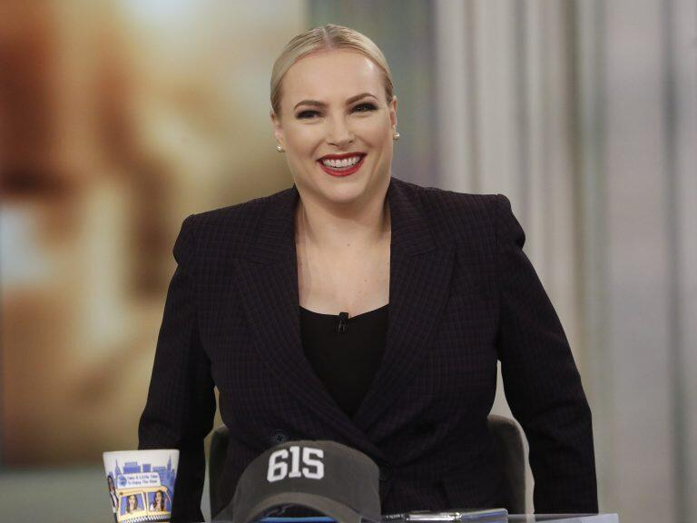 35: 10/22/21 - Meghan McCain Spills the Tea on the Best & Worst Guests on 'The View' in Her New Audio Memoir, 'Bad Republican'