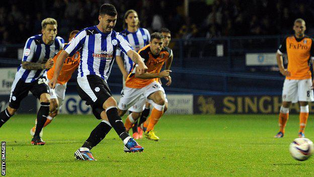 #SWFC Gary Madine interview - on not being in the team, turning down loan moves & more