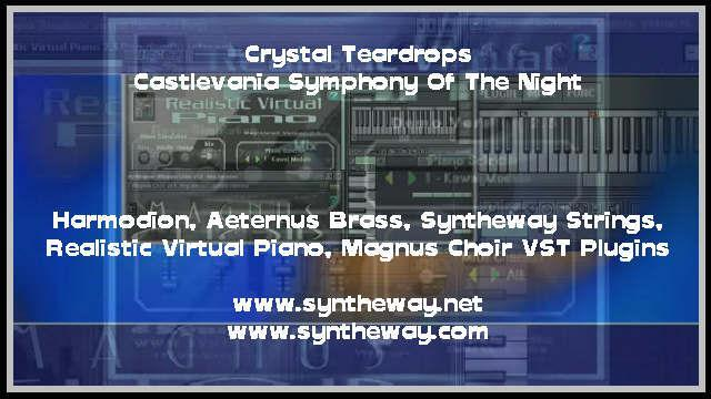 Audioboom / Crystal Teardrops (Castlevania Symphony Of The