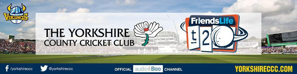 YCCC Friends Life T20 Channel