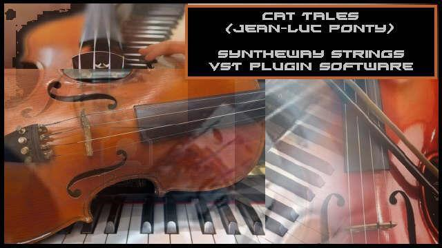 Audioboom / Cat Tales (Jean-Luc Ponty) Excerpt Violin Related