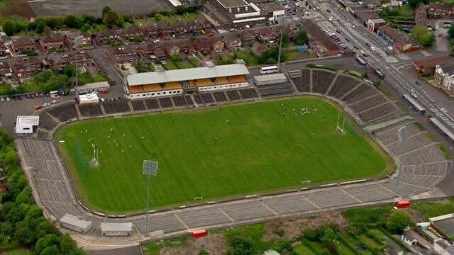 """West Belfast fury as Casement park residents accuse the GAA of, literally, """"daylight robbery"""" @reporterlisa spoke to those affected."""