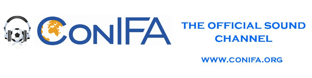 The official CONIFA sound channel