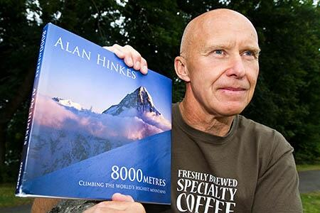 19: Isle of Man Walking Festival, The Ladybird Guide to GPS and Alan Hinkes on his new book