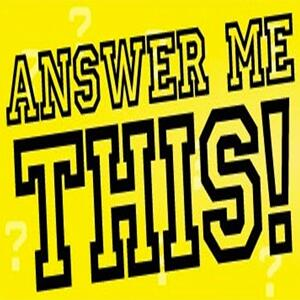 Answer me This! With Helen and Olly