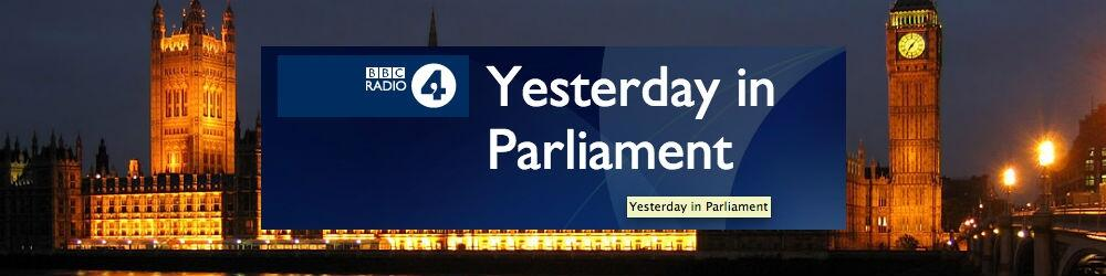 Yesterday In Parliament