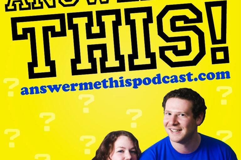 Audioboom / Answer me This! With Helen and Olly