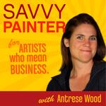 Savvy Painter Podcast with Antrese Wood